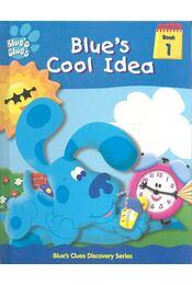 Blue's Cool Idea - Hutta, K. Emily - Régikönyvek