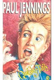 Quirky tails! - JENNINGS, PAUL - Régikönyvek