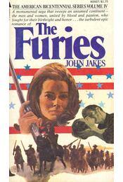 The Furies - Jakes, John - Régikönyvek