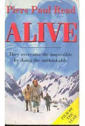 Alive - Read, Piers Paul - Régikönyvek