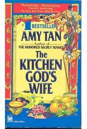 The Kitchen God's Wife - Tan, Amy - Régikönyvek