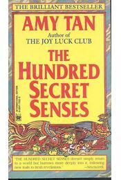 The Hundred Secret Senses - Tan, Amy - Régikönyvek