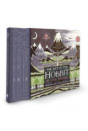 The Art of the Hobbit - J. R. R. Tolkien - Régikönyvek