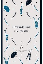 Howards End - FORSTER, E.M. - Régikönyvek