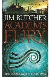 Academ's Fury - Jim Butcher - Régikönyvek