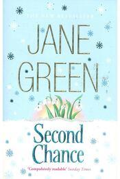 Second Chance - Jane Green - Régikönyvek