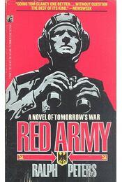 Red Army - Peters, Ralph - Régikönyvek