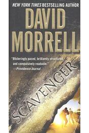 Scavenger - Morrell, David - Régikönyvek