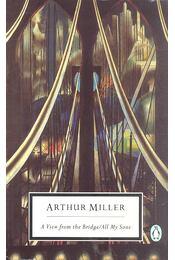 A View from the Bridge - All My Sons - Arthur Miller - Régikönyvek