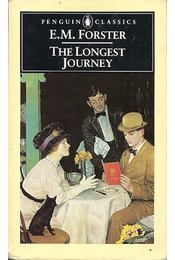 The longest journey - FORSTER, E.M. - Régikönyvek