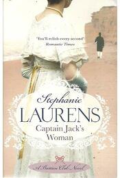 Captain Jack's Woman - LAURENS, STEHANIE - Régikönyvek