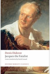 Jacques the Fatalist - Diderot, Denis - Régikönyvek