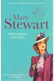 The Gabriel Hounds - Stewart, Mary - Régikönyvek