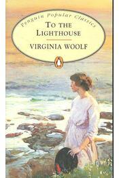 To the Lighthouse - Virginia Woolf - Régikönyvek