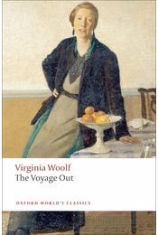 The Voyage Out - Virginia Woolf - Régikönyvek