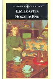 Howards End - FORSTER, E.M. - Régikönyvek