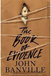 The Book of Evidence - Banville, John - Régikönyvek