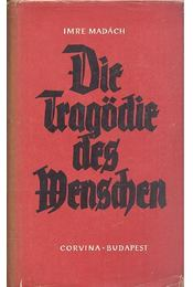 Die Tragödie des Menschen - Madách Imre - Régikönyvek