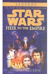 Heir to the Empire - Zahn, Timothy - Régikönyvek