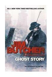 Ghost Story - Jim Butcher - Régikönyvek