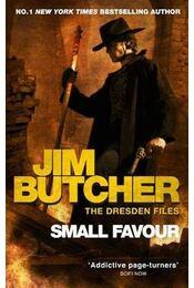 Small Flavour - The Dresden Files novel - Jim Butcher - Régikönyvek
