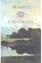 Maurice - FORSTER, E.M. - Régikönyvek