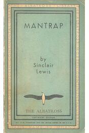 Mantrap - Lewis,Sinclair - Régikönyvek