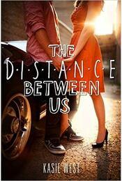 The Distance Between Us - WEST, KASIE - Régikönyvek