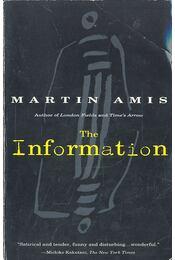 The Information - Amis, Martin - Régikönyvek