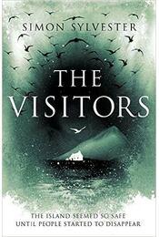 The Visitors - SYLVESTER, SIMON - Régikönyvek