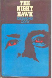 The Night Hawk - CORY, DESMOND - Régikönyvek