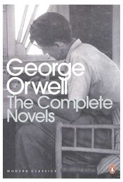The Complete Novels - Animal Farm, Burmese Days, A Clergyman's Daughter, Coming up for Air, Keep the Aspidistra Flying and Nineteen Eighty-Four - George Orwell - Régikönyvek
