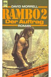 Rambo 2 - Der Auftrag - Morrell, David - Régikönyvek