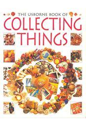 The Usborne Book of Collecting Things - Needham, Kate - Régikönyvek