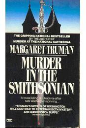 Murder in the Smithonian - Truman, Margaret - Régikönyvek