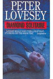Diamond Solitaire - Lovesey, Peter - Régikönyvek