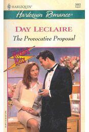 The Provocative Proposal - Leclaire, Day - Régikönyvek