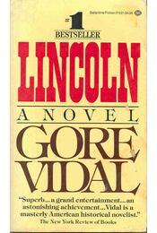 Lincoln - Vidal, Gore - Régikönyvek