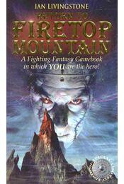 Return to Firetop Mountain - Livingstone, Ian - Régikönyvek