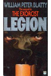 The Exorcist -  Legion - Blatty, William Peter - Régikönyvek