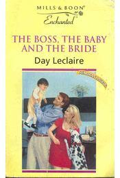 The Boss, the Baby and the Bride - Leclaire, Day - Régikönyvek
