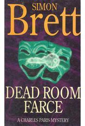 Dead Room Farce - Brett, Simon - Régikönyvek