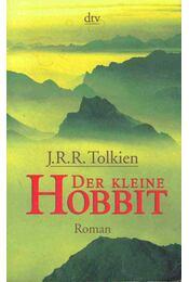 Der kleine Hobbit - J. R. R. Tolkien - Régikönyvek