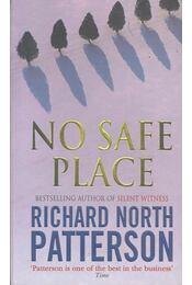 No Safe Place - Patterson, Richard North - Régikönyvek