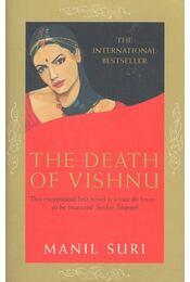 The Death of Vishnu - SURI, MANIL - Régikönyvek