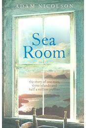 Sea Room - NICOLSON, ADAM - Régikönyvek