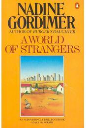 A World of Strangers - Nadine Gordimer - Régikönyvek