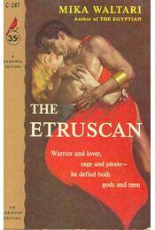 The Etruscan - Mika Waltari - Régikönyvek