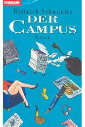 Der Campus - SCHWANITZ, DIETRICH - Régikönyvek