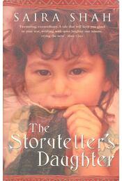 The Storyteller's Daughter - SHAH, SAIRA - Régikönyvek